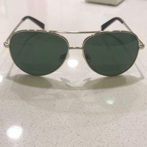 """Warby Parker """"Batten"""" Aviators"""